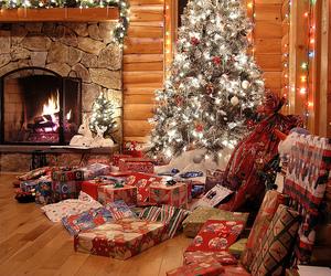 christmas, decor, and ornament image