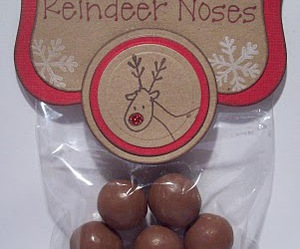 bubble gum, red, and reindeer image