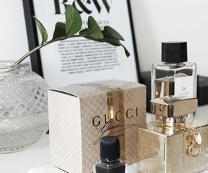 gucci, dior, and perfume image