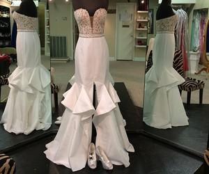dress, dresses, and evening dress image