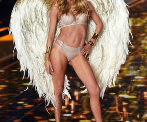 angel, Doutzen Kroes, and model image