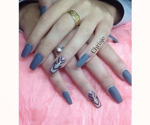 diamonds, gold, and grey image