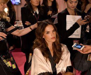 alessandra ambrosio, vs fashion show, and Victoria's Secret image