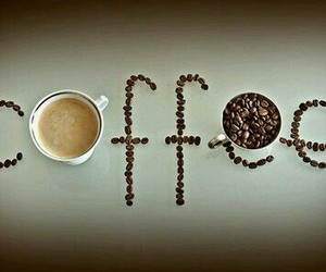 coffee and words image
