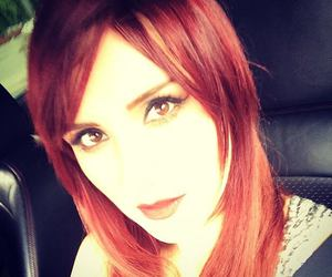 dulce maria, selfie, and instagram image