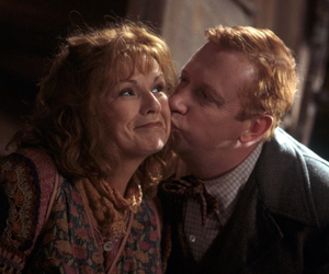 happiness, molly weasley, and arthur weasley image