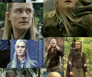 Legolas, LOTR, and the hobbit image
