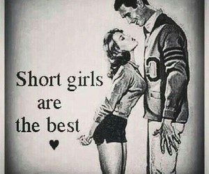 love, girl, and short image
