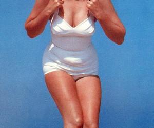 bikini, Hot, and Marilyn Monroe image