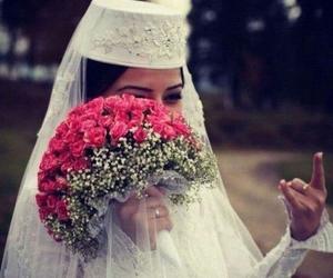 kavkaz, girl, and wedding image