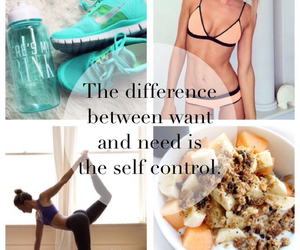 control, exercise, and healthy image