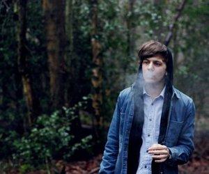 boy and smoke image