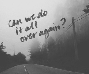 over again, quote, and one direction image