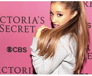 ariana grande, Victoria's Secret, and ariana image