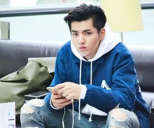 kris, exo, and wu yifan image