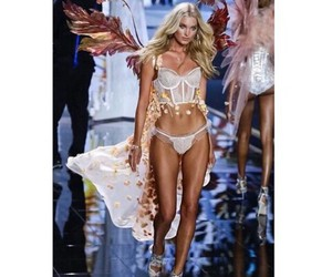elsa hosk, Victoria's Secret, and vs angels image