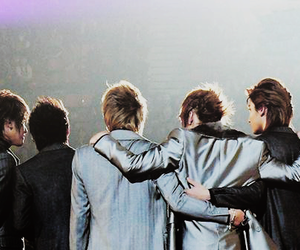 dbsk and tvxq image