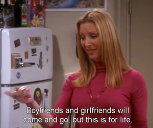 friends, phoebe, and 90s image