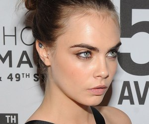 model, fashion, and cara delevingne image