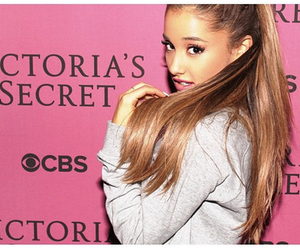 ariana grande, Victoria's Secret, and ariana image