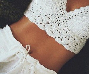 white, fashion, and summer image