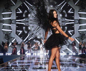 Victoria's Secret, Adriana Lima, and model image
