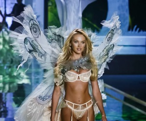fashion, angel, and lingerie image
