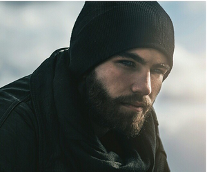 beard, handsome, and sexy image