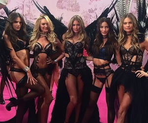 Victoria's Secret, angel, and candice swanepoel image
