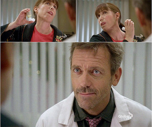 awkward, doctor, and house md image