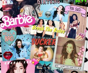 90's, barbie, and bubblegum image