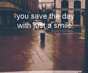 smile, day, and phrases image