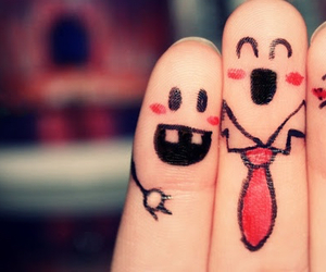 fingers and friends image
