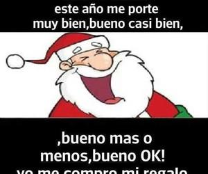 navidad, christmas, and santa image