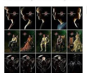 rebel, katniss, and mockingjay image