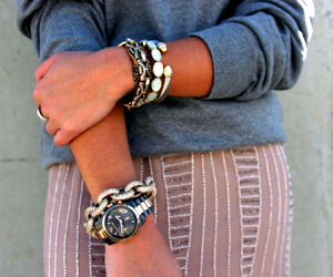accessories, bracelets, and jewelry image