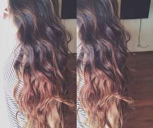 carmel, girly, and curly image