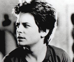 Calvin Klein, Back to the Future, and michael j fox image