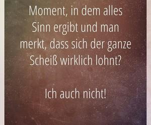 deutsch, moment, and sinn image