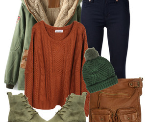 christmas, fashion, and Polyvore image