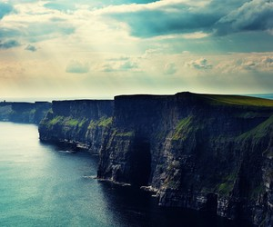 beautiful, cliffs of moher, and ireland image