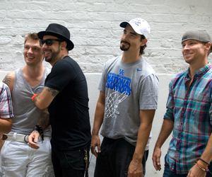 backstreet boys, nick carter, and brian littrell image