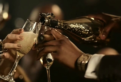 champagne, luxury, and party image