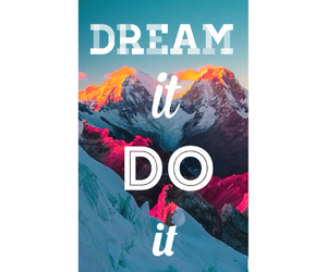do, Dream, and love image