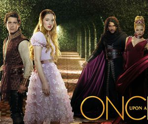 naveen andrews, once upon a time, and emma rigby image