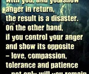 anger, compassion, and peace image