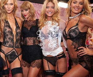 Taylor Swift, Victoria's Secret, and angel image