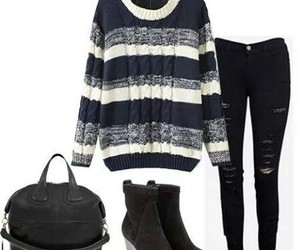 cold, outfit, and style image
