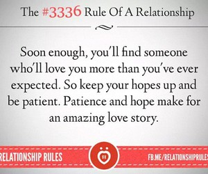 dating, relationship rules, and love story image