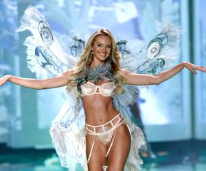 candice swanepoel, angel, and Victoria's Secret image